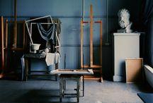 art studios / by Thomas Marino
