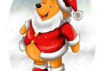 Julekugler med Plys og venner