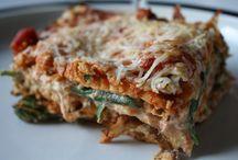 Makaronit ja lasagnet
