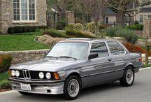 BMW / Classic BMW Restoration Projects