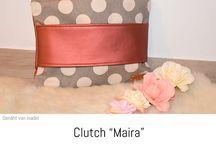 """Kundenfotos Clutch """"Maira"""""""