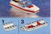 Lego ideas/patterns