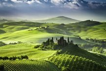 toscane en umbrie / by monique timmer