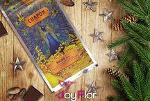 Cioccolato, amore mio... / Il cioccolato è la risposta. Che ce ne importa della domanda?