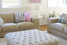 Furniture/Decor Tutorials / by Stephanie Klemm