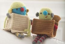 Great crocheted softies / by Stitchee