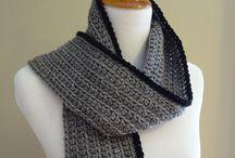Man's. scarf