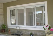 janelas do meu projeto de casa