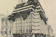Sir Basil Spence / Emmanouil Vourekas - Bank of Pireaus, Korai