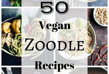 Vegan(ize) spiralizer 'Zoodle'