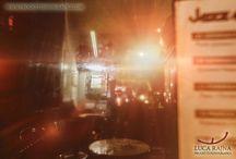 """Le Scimmie - Milano / Le Scimmie, Milano, fotografie in occasione della registrazione del disco live """"Io c'ero – CD Live n° 2″. // Le Scimmie (The Monkeys), Milan, photos for the booklet of """"Io c'ero – CD Live n° 2″ (I was there – CD Live n° 2), live recording."""