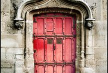 Doors / by Arianna Armstrong