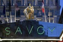 The Savoy / We created a bespoke book collection for one of London's most iconic hotels, The Savoy.