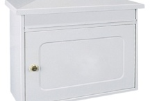 White Mailboxes / This is our range of White Mailboxes/Postboxes. All of these models are from Rottner and are secured by a Key lock supplied with two keys. These strong quality mailboxes are made from High Quality Steel and come with a Top Loading A4 letter slot. All our Rottner Mailboxes are suitable for Wall Fixing. All these products listed are available from www.littlesafe.co.uk/shop