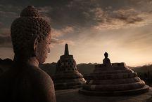 Candi Borobudur / Borobudur Temple