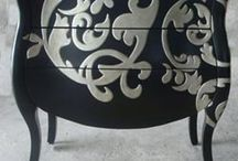 Painted furniture and MORE...
