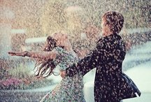Dancing in the Rain / by Stephanie Walls