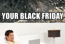 Your Black Friday vs. My Black Friday / Funny posts to get you through Black Friday. Remember you can beat the crowd and hassle by shopping at www.amerisleep.com / by Amerisleep Memory Foam Mattresses