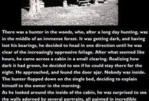 Campfire story's