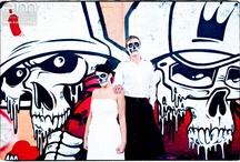 how to use street art ... my photos