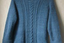Sweaters / by Rachel Laughlin
