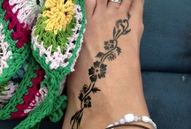 Henna Tattoo / by Sue Doeden