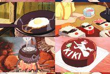 애니메이션 요리 / 애니메이션에 나오는 요리