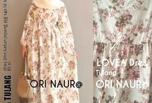 DRESS KATUN JEPANG, JERSEY HIGH QUALITY