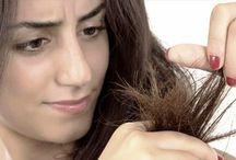 11 Cara Merawat Rambut Kering Dan Mengembang