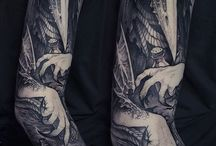 Dark World - Tattoos And Sketches
