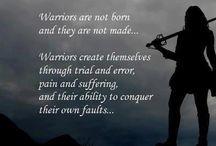 Warrior Race