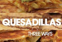 Quesadillas & Tex' Mexican Food