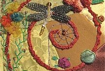 Crazy Quilts and Stitches