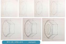 curriculum of sketch process