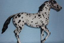 Beryer horses / I love this style