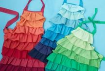 Aprons / by Julia Frazier