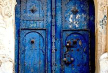 Doors from Near and Middle East