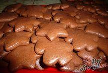 Sušenky a drobné cukroví