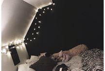 Home sweet home / I should change my room.