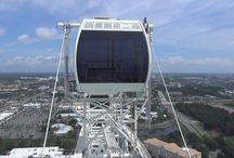 Orlando Eye, SEA LIFE Aquarium & Madame Tussauds / I-Drive 360 Merlin attractions in Orlando