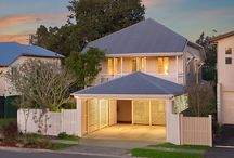 QLD South Brisbane Belle Property Homes / Belle Property homes located in the Southern suburbs of Brisbane