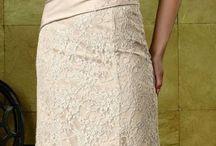 Older brides dress