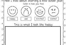 Okul ilk gün