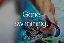 The swim life / by Sarah & Avery Hatfield
