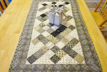Table runner / Patchwork