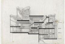 Snitt og fasade