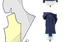Dámská móda + střihy
