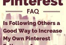 Tips for Pinterest