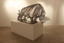 Artistic Rhinos