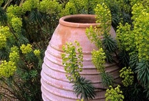 Ideas for Bubble Water Feature on Terrace